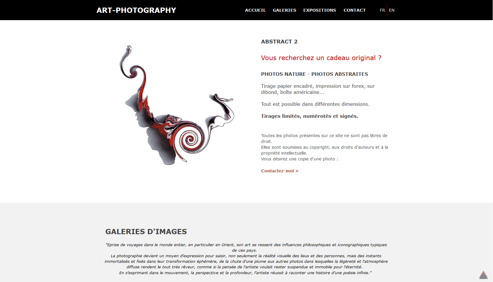 Photographies artistiques by Mh...